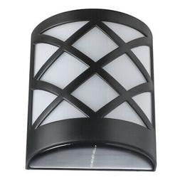 Wall Mount LED Light Outdoor Solar Wall Lamps for Walkways,