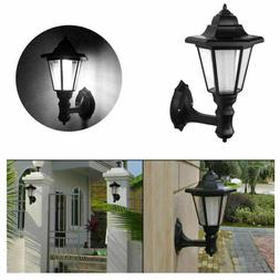 Waterproof Outdoor Solar Power Lanterns Lights Hexagonal Lam