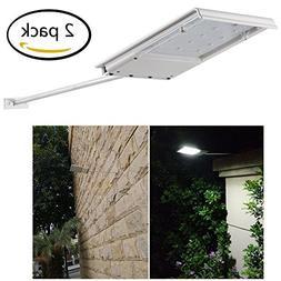 FAMI Waterproof Solar Powered LED Light / Wall Light / Secur