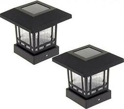 Westinghouse Solar 20 Lumens 4x4 Post Light for Wood Posts ,