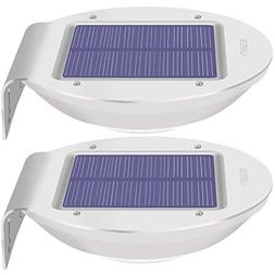 Segarty Wireless Aluminum Solar LED Path Light with Dusk to