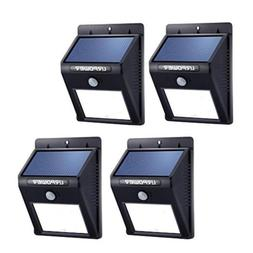 Wireless URPOWER Solar Lights 8 LED Waterproof Motion Sensor